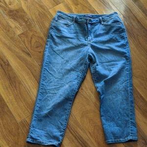 Bandolino Selene Jeans Size 10